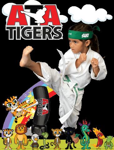 ATA Martial Arts Legacy Martial Arts - ATA Tigers